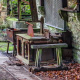 SAD-RELIC-OF-THE-OSMASTON-ESTATE-SAWMILL-by-Keith-Harrison