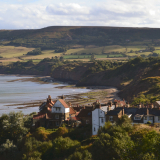 ROBIN-HOODS-BAY-by-Brian-Sellars