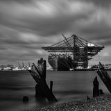 FELIXSTOWE-CONTAINER-PORT-FROM-LANGUARD-POINT-by-Matlock