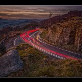 FADING-LIGHT-INTO-HATHERSAGE-by-Jackie-Sellers