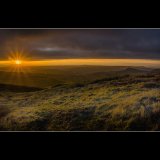 SUNSET-OVER-TITTESWORTH-by-Peter-Edge