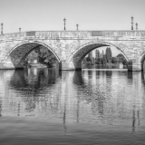 THAMES-BRIDGE-AT-CHURTSEY-by-Jackie-Sellers