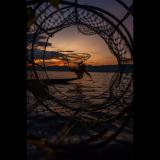 FISHERMAN-AT-SUNSET-by-Sara-Miller
