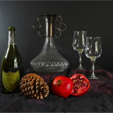 STILL-LIFE-IN-STYLE-OF-WILLEM-KALF-by-Ken-Smith