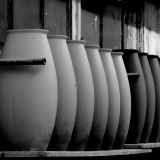 THERE-WERE-TWELVE-POTS-STANDING-ON-A-SHELF-BUT-IF-ONE-SHOULD-ACCIDENTLY-FALL-by-Wendy-Beasley-scaled