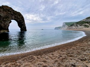 Joint winner 'Durdle Door' by Mark Eden